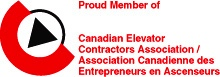 Canadian Elevator Contractor's Association Logo