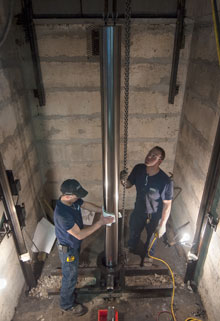 Full Modernization Services Delta Elevator Co Ltd